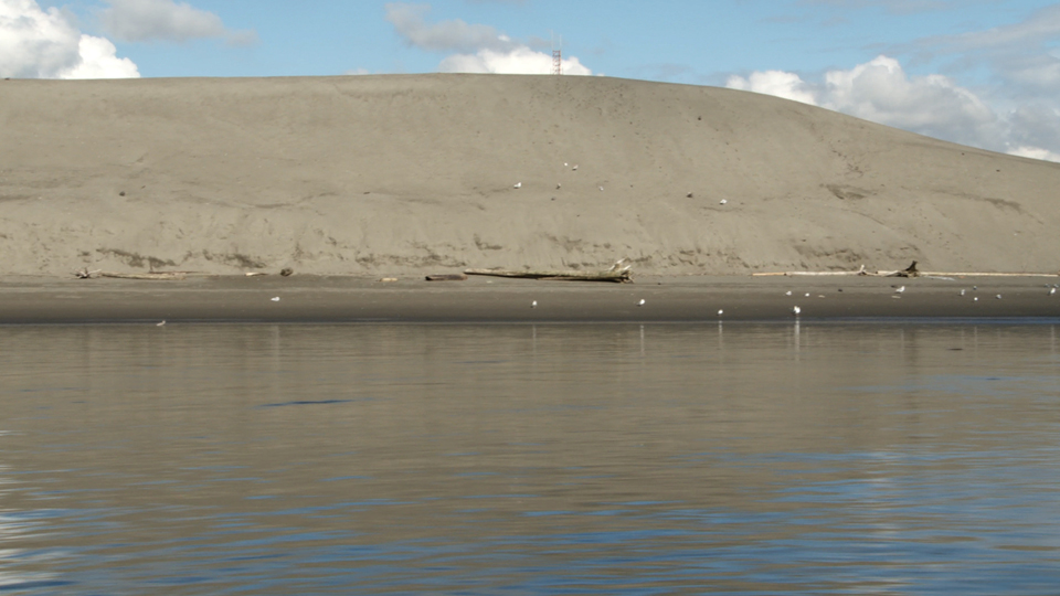 Island - Video Still SandPile