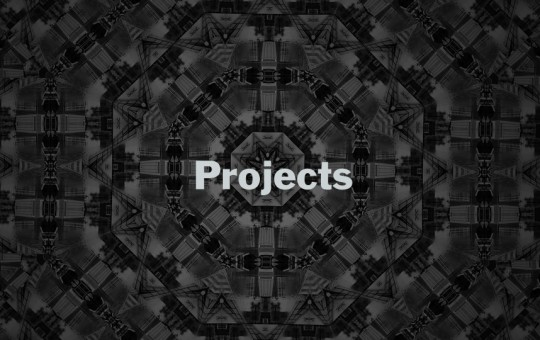 Projects  Overview