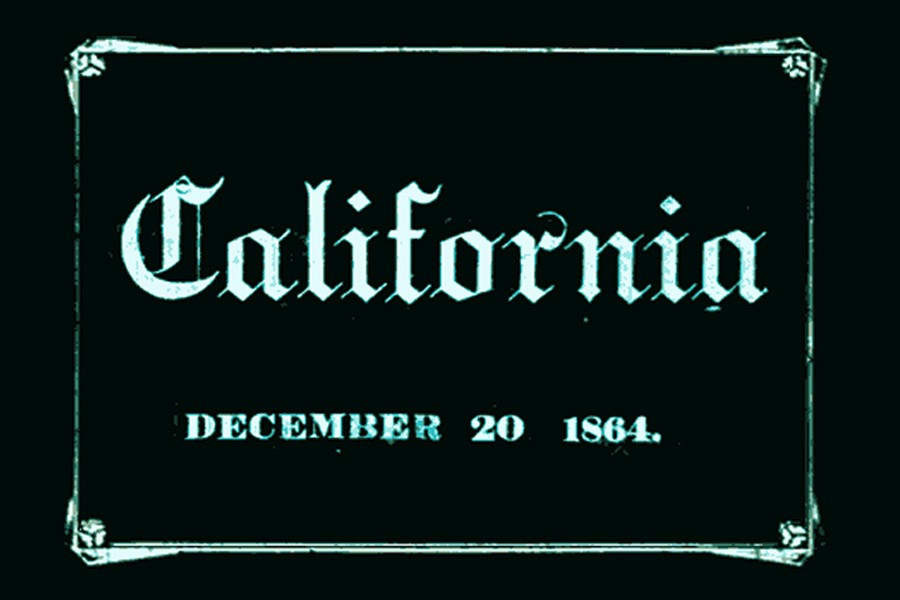 App Screenshot - Act VIII - California
